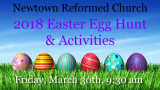 2018 Easter Egg Hunt and Activities