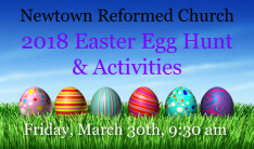 2018 Easter Egg Hunt & Activities